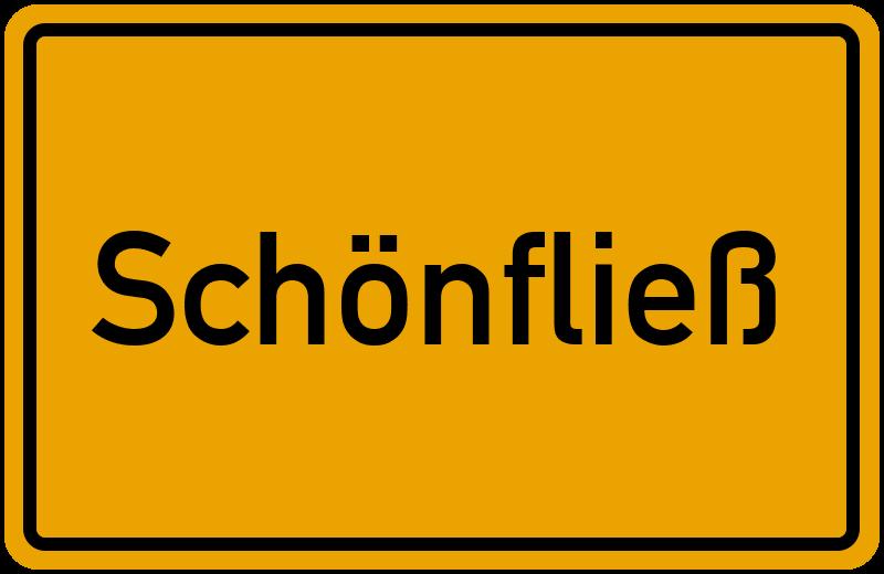 onlinestreet Branchenbuch für Schönfließ