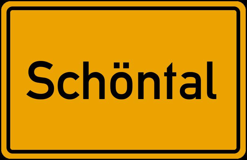 onlinestreet Branchenbuch für Schöntal