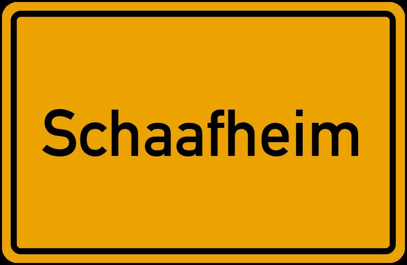 onlinestreet Branchenbuch für Schaafheim
