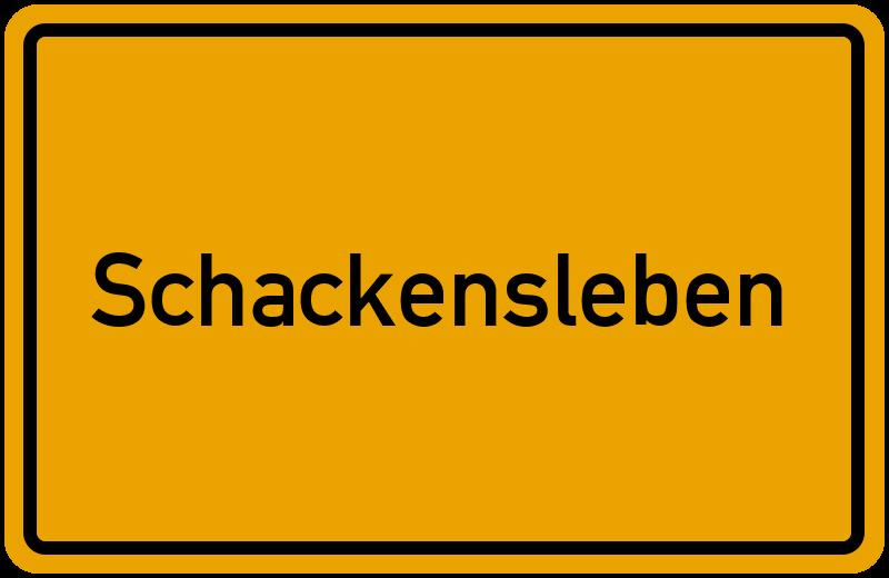 onlinestreet Branchenbuch für Schackensleben