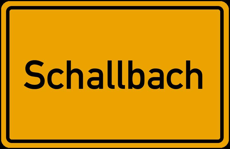 onlinestreet Branchenbuch für Schallbach