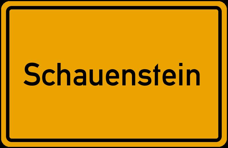 onlinestreet Branchenbuch für Schauenstein