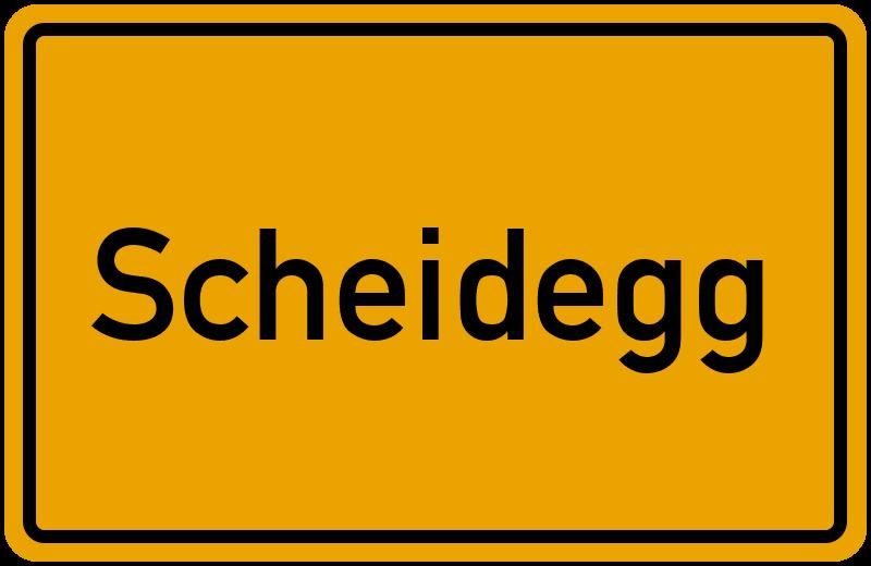 onlinestreet Branchenbuch für Scheidegg