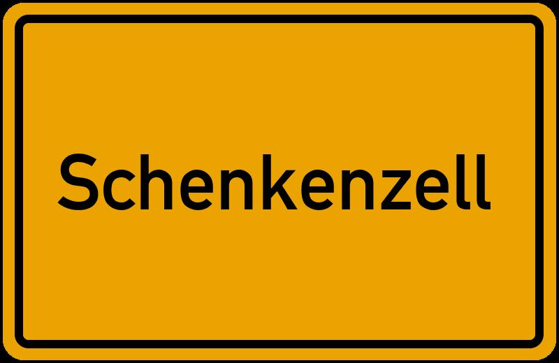 onlinestreet Branchenbuch für Schenkenzell