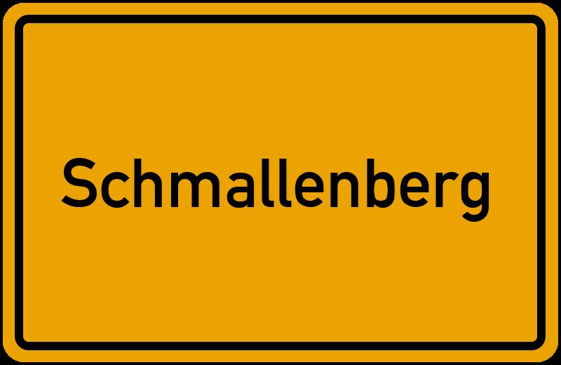 onlinestreet Branchenbuch für Schmallenberg
