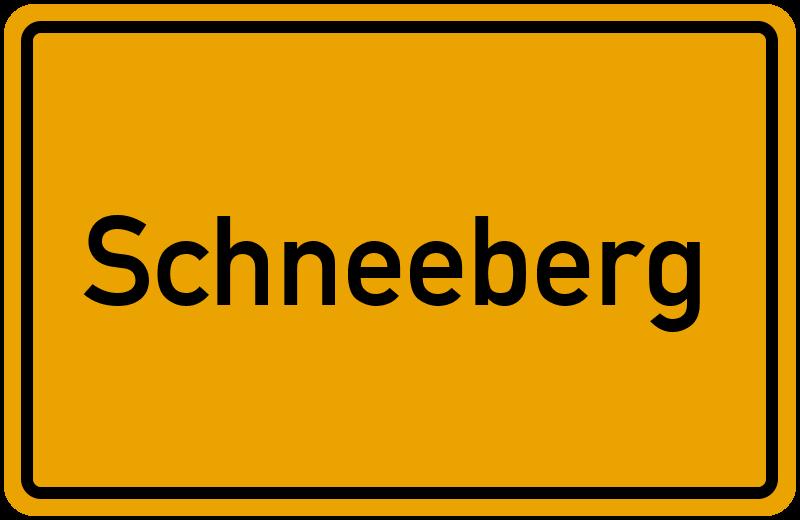 onlinestreet Branchenbuch für Schneeberg