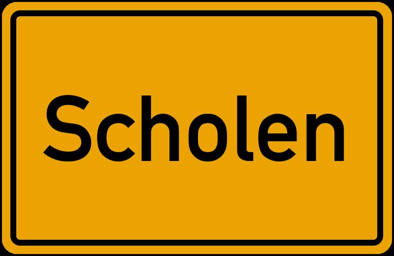 onlinestreet Branchenbuch für Scholen