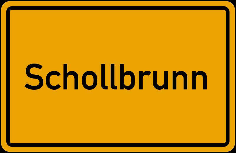 onlinestreet Branchenbuch für Schollbrunn