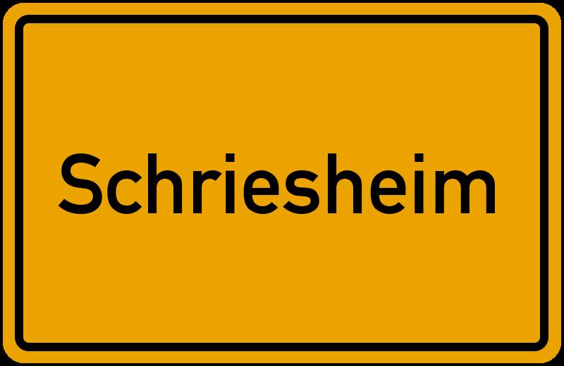 onlinestreet Branchenbuch für Schriesheim