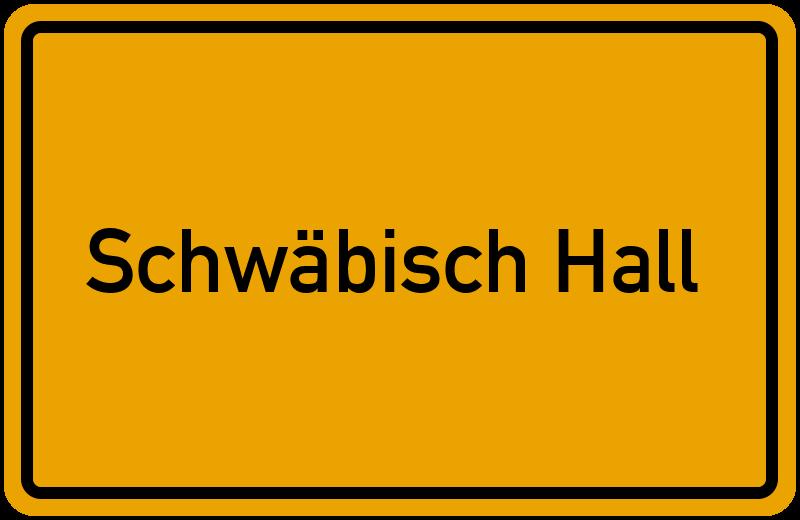 onlinestreet Branchenbuch für Schwäbisch Hall