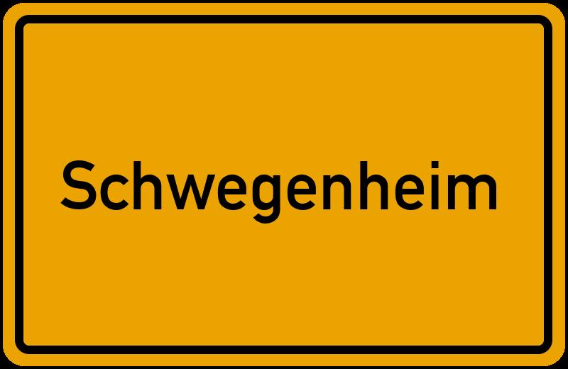onlinestreet Branchenbuch für Schwegenheim