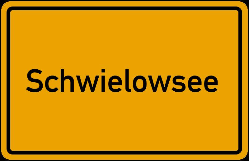 onlinestreet Branchenbuch für Schwielowsee