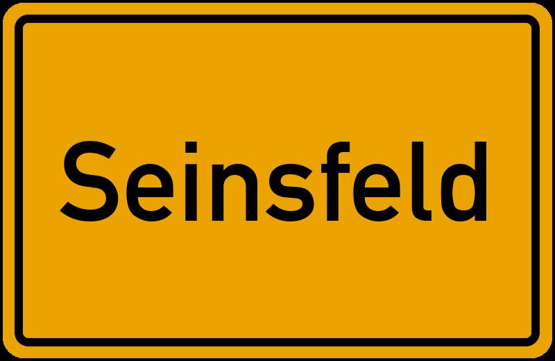 onlinestreet Branchenbuch für Seinsfeld