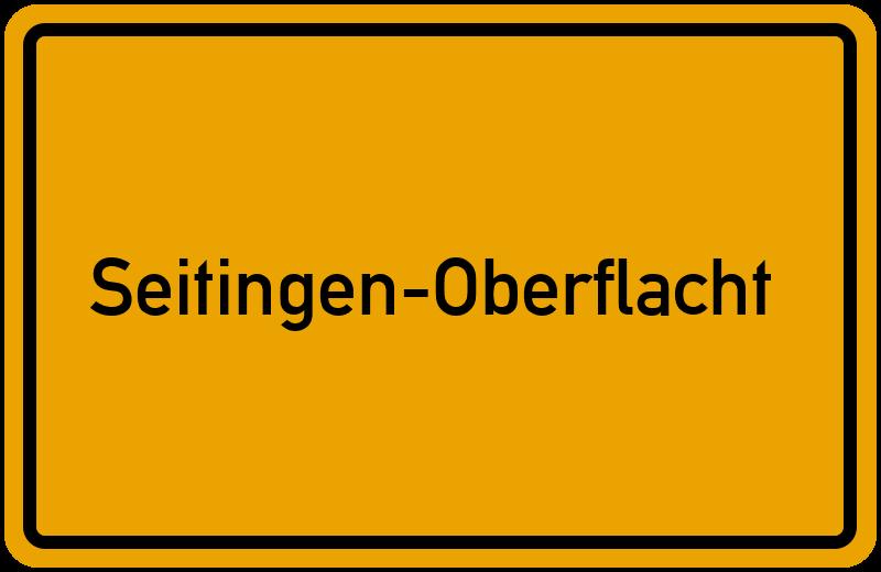 onlinestreet Branchenbuch für Seitingen-Oberflacht