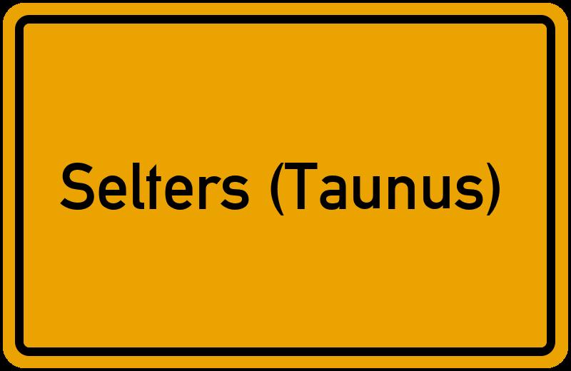 onlinestreet Branchenbuch für Selters (Taunus)