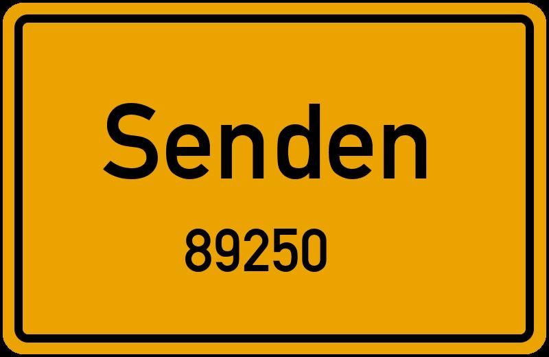89250 Senden, Deutschland