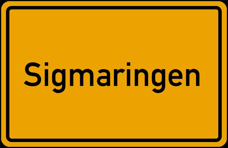 onlinestreet Branchenbuch für Sigmaringen