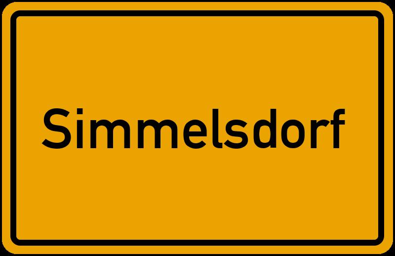 onlinestreet Branchenbuch für Simmelsdorf