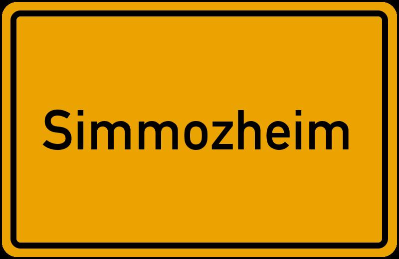 onlinestreet Branchenbuch für Simmozheim