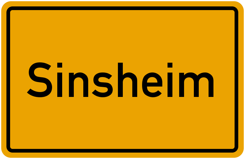 onlinestreet Branchenbuch für Sinsheim