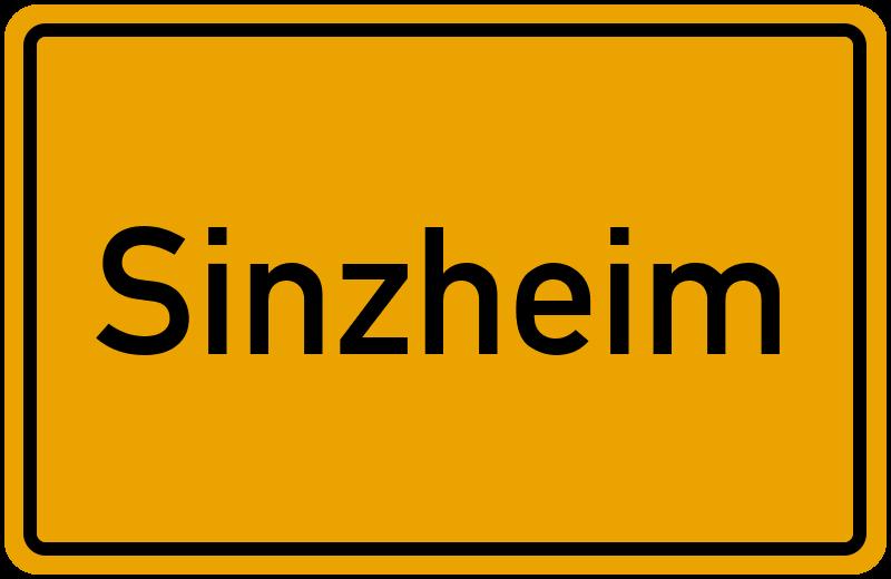 onlinestreet Branchenbuch für Sinzheim