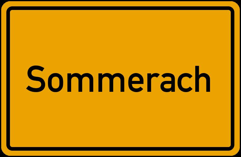 onlinestreet Branchenbuch für Sommerach