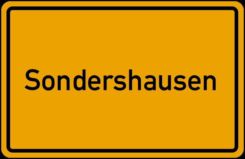 onlinestreet Branchenbuch für Sondershausen