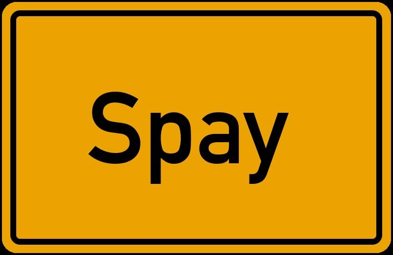 onlinestreet Branchenbuch für Spay