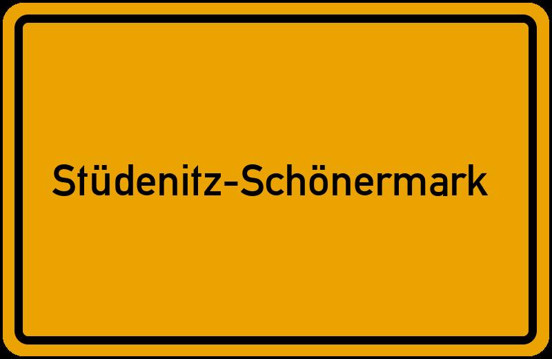 onlinestreet Branchenbuch für Stüdenitz-Schönermark