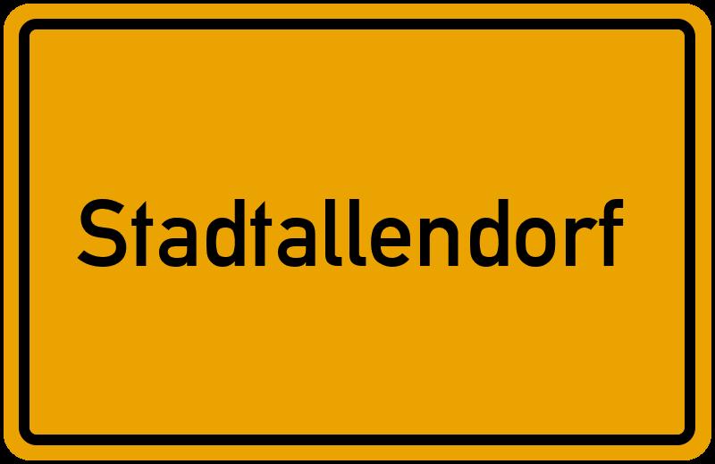 onlinestreet Branchenbuch für Stadtallendorf