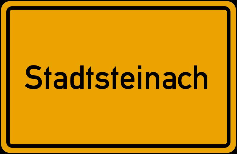 onlinestreet Branchenbuch für Stadtsteinach