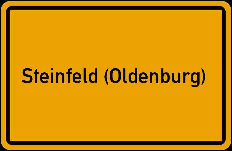 onlinestreet Branchenbuch für Steinfeld (Oldenburg)