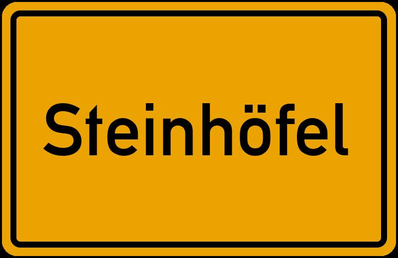 onlinestreet Branchenbuch für Steinhöfel