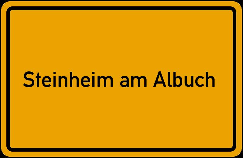 onlinestreet Branchenbuch für Steinheim am Albuch