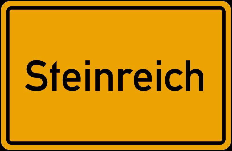 onlinestreet Branchenbuch für Steinreich