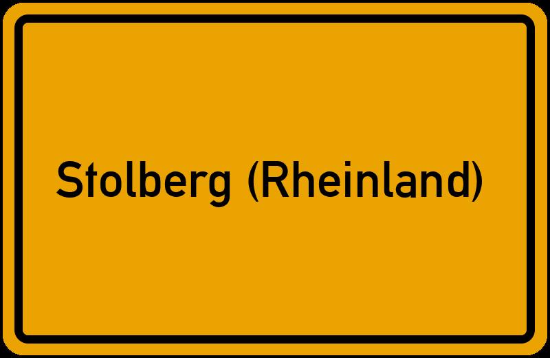 onlinestreet Branchenbuch für Stolberg (Rheinland)