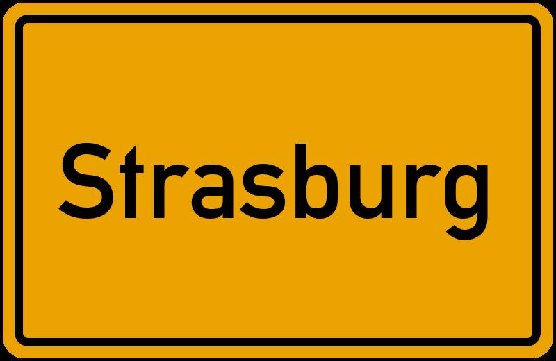 onlinestreet Branchenbuch für Strasburg