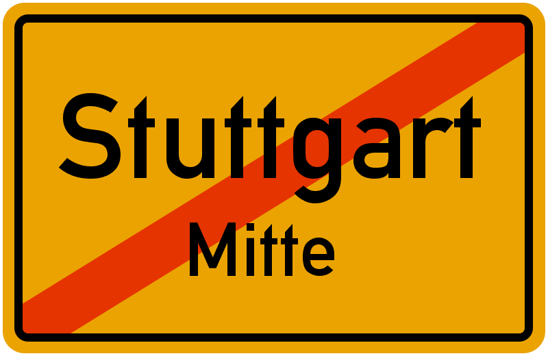 Drucken Stuttgart Mitte