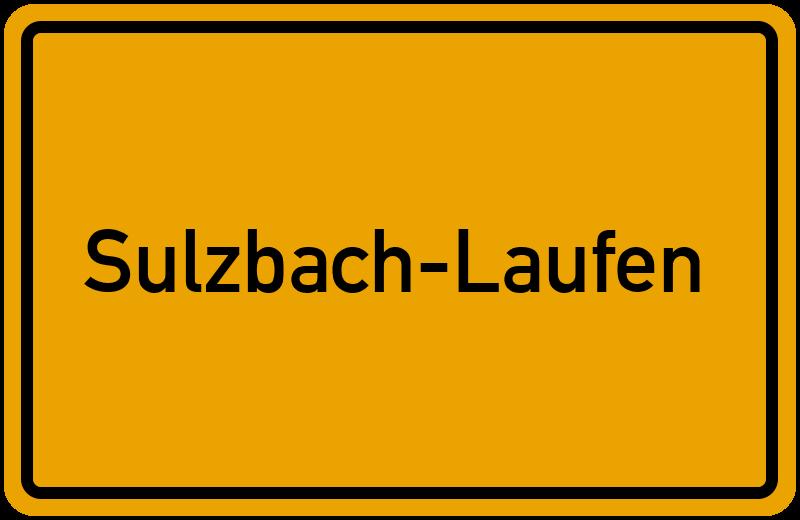 onlinestreet Branchenbuch für Sulzbach-Laufen