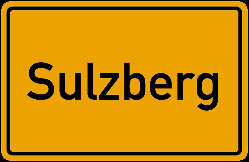 onlinestreet Branchenbuch für Sulzberg
