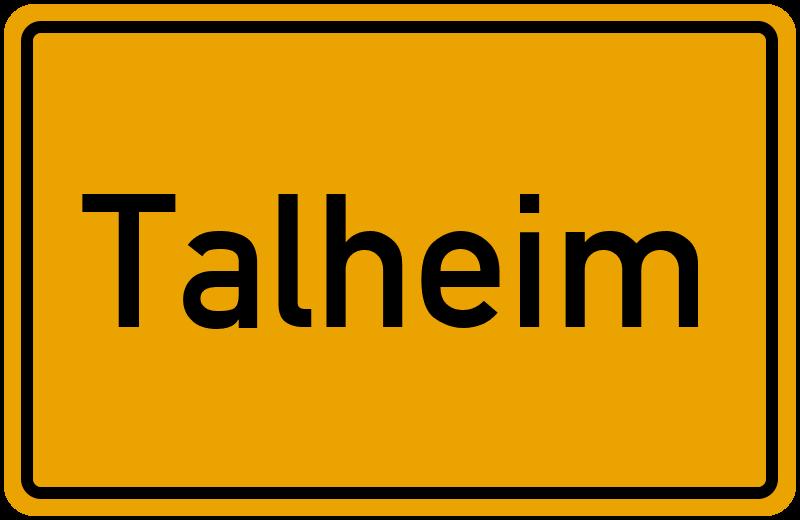 onlinestreet Branchenbuch für Talheim