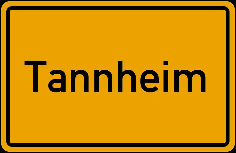 onlinestreet Branchenbuch für Tannheim