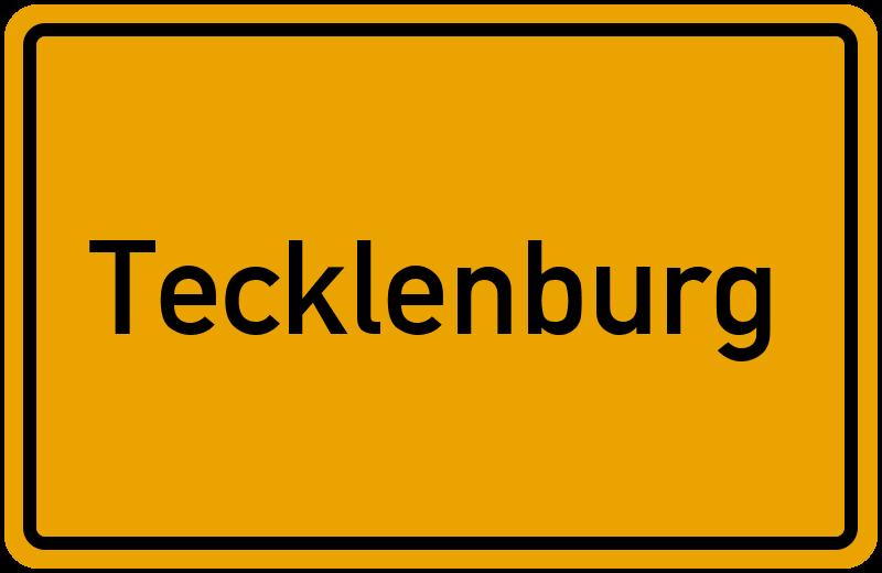 onlinestreet Branchenbuch für Tecklenburg