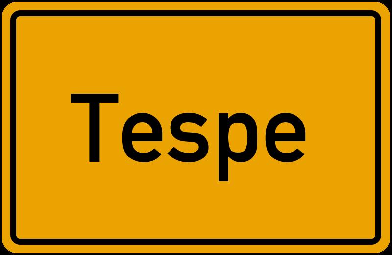 onlinestreet Branchenbuch für Tespe