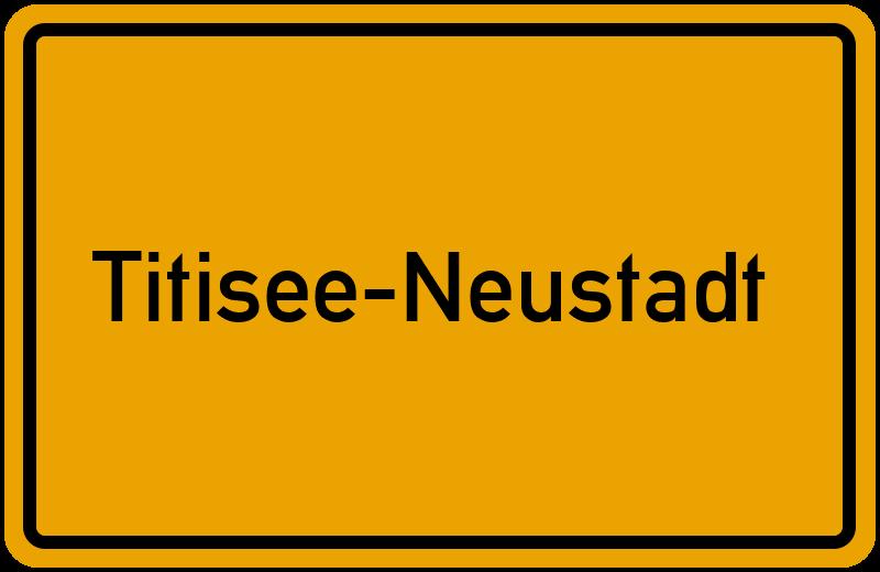 onlinestreet Branchenbuch für Titisee-Neustadt