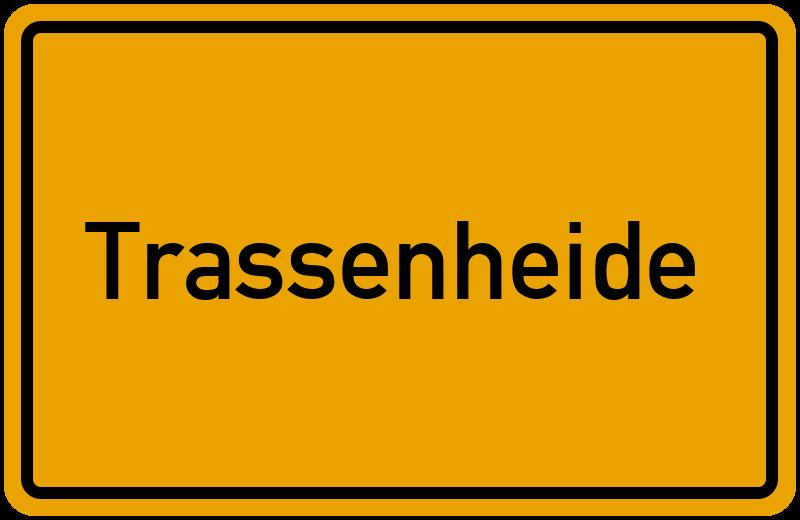 onlinestreet Branchenbuch für Trassenheide