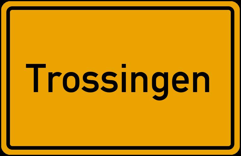 onlinestreet Branchenbuch für Trossingen