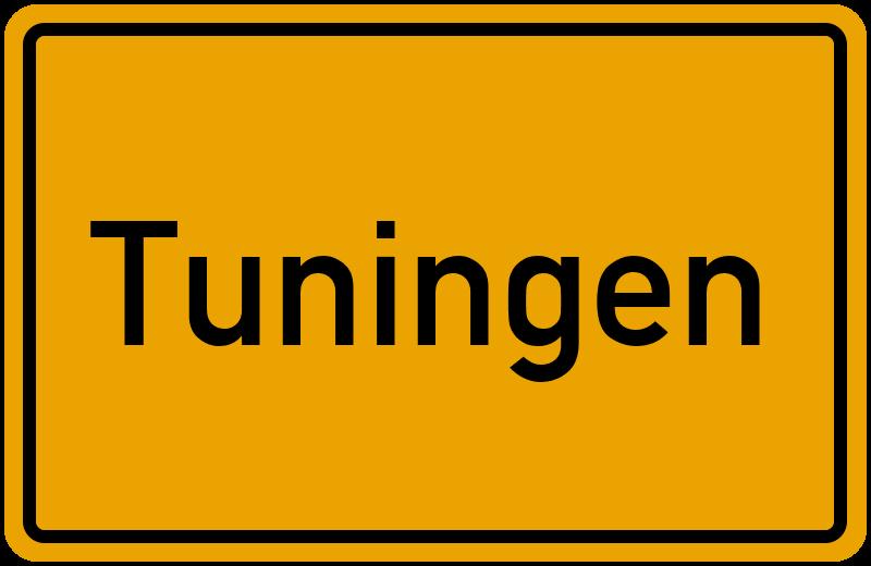 onlinestreet Branchenbuch für Tuningen