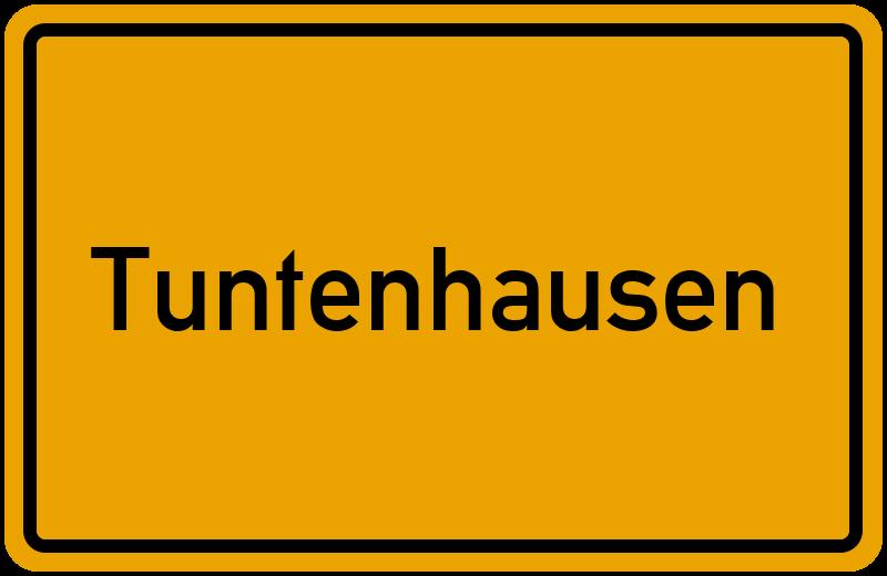 onlinestreet Branchenbuch für Tuntenhausen