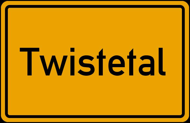 onlinestreet Branchenbuch für Twistetal